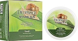 Düfte, Parfümerie und Kosmetik Pflegende Creme für Körper und Gesicht mit Schneckenextrakt - Deoproce Natural Skin Snail Nourishing Cream
