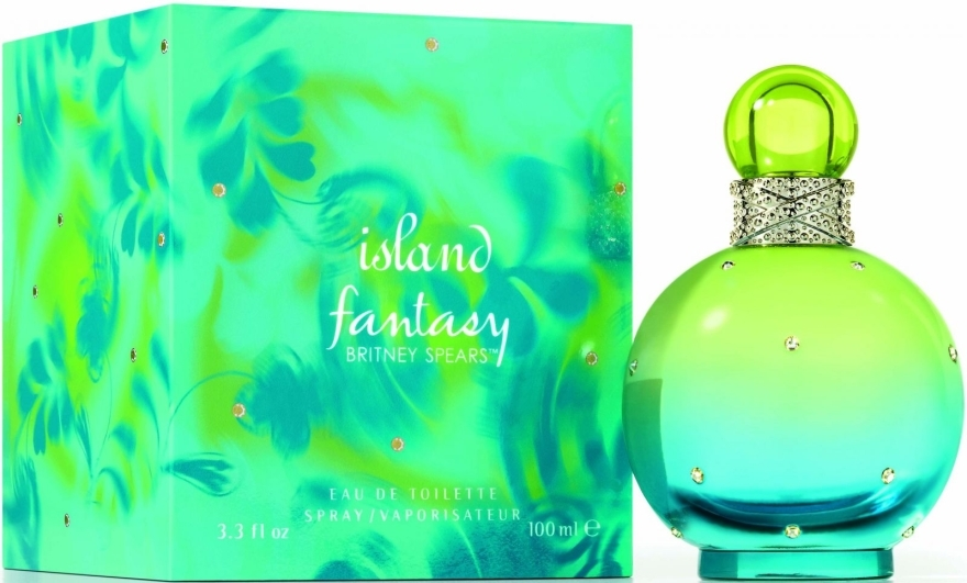 Britney Spears Island Fantasy - Eau de Toilette — Bild N1
