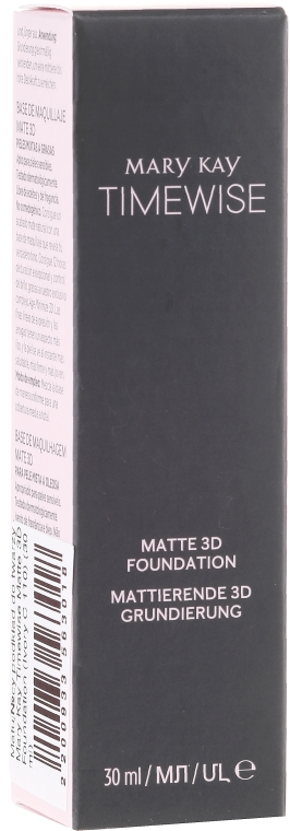 Mattierende Foundation - Mary Kay Timewise Matte 3D Foundation
