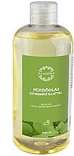 Düfte, Parfümerie und Kosmetik Badeöl mit Zitronenduft - Yamuna Orange Lemon Balm Scent Bath Oil