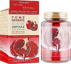 Düfte, Parfümerie und Kosmetik All-in-one Gesichtsampulle mit Granatapfel-Extrakt - FarmStay Pomegranate All In One Ampoule