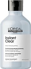 "Düfte, Parfümerie und Kosmetik Anti-Schuppen Shampoo ""Repair & Care"" - L'Oreal Professionnel Instant Clear Shampoo"