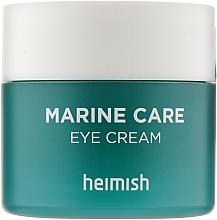 Düfte, Parfümerie und Kosmetik Reichhaltige Anti-Aging Augencreme mit fermentierten Algenextrakten - Heimish Marine Care Eye Cream