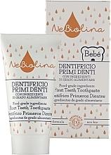 Düfte, Parfümerie und Kosmetik Kinderzahnpasta für die ersten Zähne - Nebiolina Baby First Teeth Toothpaste