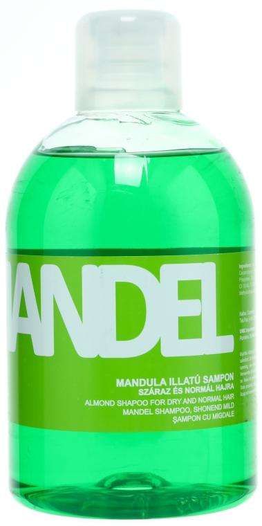 Mandel Shampoo für trockenes und normales Haar - Kallos Cosmetics Mandel Shampoo — Bild N1