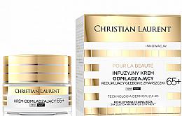 Düfte, Parfümerie und Kosmetik Verjüngende Anti-Falten Gesichtscreme 65+ - Christian Laurent Pour La Beaute