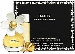 Düfte, Parfümerie und Kosmetik Marc Jacobs Daisy - Duftset (Eau de Toilette 20ml + Eau de Toilette 15ml Refill)