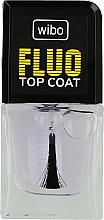 Düfte, Parfümerie und Kosmetik Gel Nagelüberlack - Wibo Fluo Top Coat