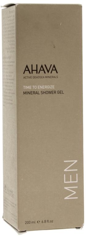 Duschgel mit Mineralien aus dem Toten Meer für Männer - Ahava Men Mineral Shower Gel — Bild N1
