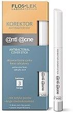 Düfte, Parfümerie und Kosmetik Gesichts-Concealer - FlosLek Anti Acne Program Corrector