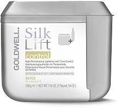 Düfte, Parfümerie und Kosmetik Haaraufheller - Goldwell Silk Lift Beige Level 6-8