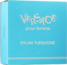 Düfte, Parfümerie und Kosmetik Versace Set Versace Dylan Turquoise Pour Femme - Duftset (Eau de Toilette 30ml + Körpergel 50ml)