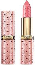 Düfte, Parfümerie und Kosmetik Feuchtigkeitsspendender Lippenstift - L'Oreal Paris Color Riche Valentine's Day Limited Edition