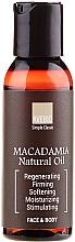 Düfte, Parfümerie und Kosmetik Ätherisches Macadamiaöl - Avebio OiL Macadamia