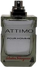 Düfte, Parfümerie und Kosmetik Salvatore Ferragamo Attimo Pour Homme - Eau de Toilette (Tester ohne Deckel)