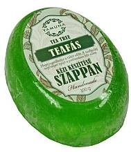 Düfte, Parfümerie und Kosmetik Ręcznie robione mydło Drzewo herbaciane - Yamuna Tea Tree Handmade Glycerin Soap