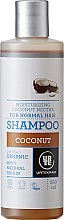 """Düfte, Parfümerie und Kosmetik Shampoo für normales Haar """"Kokosnuss"""" - Urtekram Coconut Shampoo"""