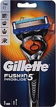Düfte, Parfümerie und Kosmetik Gillette Fusion Power Rasierer mit 1 Ersatzklinge - Gillette Fusion ProGlide Flexball