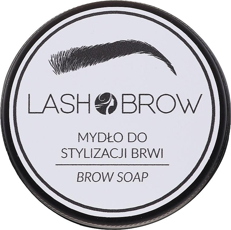 Fixierendes Augenbrauenwachs - Lash Brow Soap