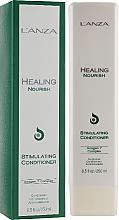 Düfte, Parfümerie und Kosmetik Regenerierender und Haarwuchs stimulierender Conditioner - L'anza Healing Nourish Stimulating Conditioner