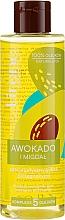 Düfte, Parfümerie und Kosmetik Nährendes Körperöl mit Avocado- und Mandelöl - Lirene Dermo Program Body Butter