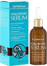 Düfte, Parfümerie und Kosmetik Feuchtigkeitsspendendes Gesichtsserum mit Hyaluronsäure - GlySkinCare Hyaluronic Serum