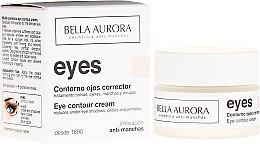 Düfte, Parfümerie und Kosmetik Augenkonturcreme - Bella Aurora Eye Contour Cream