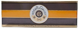 Seifenset Orangenbaum - Roger & Gallet Bois D'Orange Perfumed Soaps (Seife 3x100g) — Bild N2