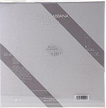Dolce & Gabbana Light Blue Pour Homme - Duftset (Eau de Toilette 125ml + Duschgel 50ml + After Shave Balsam 75ml) — Bild N3