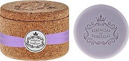 Düfte, Parfümerie und Kosmetik Seife mit Lavendelöl im Kork-Box - Essencias De Portugal Tradition Jewel-Keeper Lavender