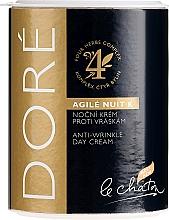 Düfte, Parfümerie und Kosmetik Anti-Falten Nachtcreme - Le Chaton Dore Night Wrinkle Cream Agile Nuit K