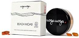 Düfte, Parfümerie und Kosmetik Bronzepuder & Rouge mit Bernstein für ein sonnengeküsstes Aussehen - Uoga Uoga Beach Moad Bronzing Powder-blush