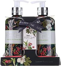 Düfte, Parfümerie und Kosmetik Handpflegeset - Baylis & Harding Royale Garden (Flüssige Handseife 300ml + Handcreme 300ml)