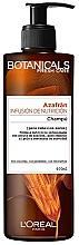 Düfte, Parfümerie und Kosmetik Nährendes Shampoo mit Färberdistel - L'Oreal Paris Botanicals Safflower Rich Infusion Shampoo