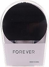 Düfte, Parfümerie und Kosmetik Reinigende Smart-Massagebürste für das Gesicht Lina schwarz - Forever Lina Facial Cleansing Brush Black