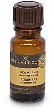 Düfte, Parfümerie und Kosmetik Ätherisches Rosmarinöl - Botanika Essential Oil