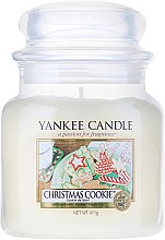 Düfte, Parfümerie und Kosmetik Duftkerze im Glas Christmas Cookie - Yankee Candle Christmas Cookie Jar