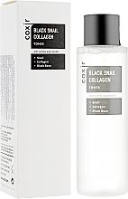 Düfte, Parfümerie und Kosmetik Anti-Aging Schwarzschnecken-Kollagentoner - Coxir Black Snail Collagen Toner