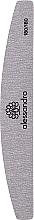 Düfte, Parfümerie und Kosmetik Nagelfeile Körnung 180/180 Halbmond 45-216 - Alessandro International High Speed File Moon