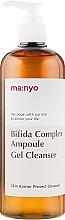 Düfte, Parfümerie und Kosmetik Gesichtswaschgel mit Bifidobakterien und Laktobazillen - Manyo Bifida Complex Ampoule Gel Cleanser