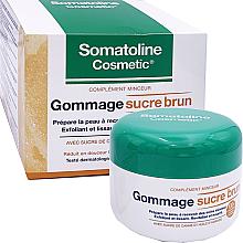 Düfte, Parfümerie und Kosmetik Revitalisierendes und nährendes Körperpeeling zum Abnehmen - Somatoline Cosmetic Gommage sucre brun