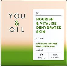 Düfte, Parfümerie und Kosmetik Nährende und vitalisierende Seife für dehydrierte Haut - You & Oil Nourishing Soap for Dehydrated Skin