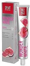 Düfte, Parfümerie und Kosmetik Aufhellende Zahnpasta - SPLAT Special Wonder White