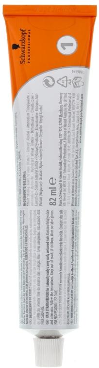 Schwarzkopf Professional Strait Styling Glatt Kit 1 - Set für dauerhafte Haarglättung  — Bild N2