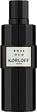 Düfte, Parfümerie und Kosmetik Korloff Paris Rose Oud - Eau de Parfum