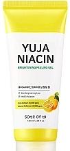 Düfte, Parfümerie und Kosmetik Aufhellendes Peeling-Gel für das Gesicht mit Yuja-Extrakt - Some By Mi Yuja Niacin Brightening Peeling Gel