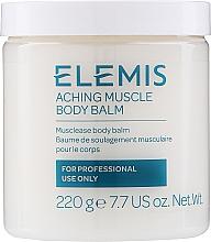 Düfte, Parfümerie und Kosmetik Pflegender und feuchtigkeitsspendender Körperbalsam gegen Muskelkalter - Elemis Aching Muscle Body Balm