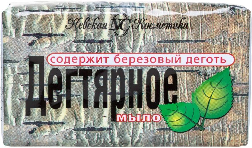 Seife mit Birkenteeröl - Nevskaya Cosmetics Tar Soap