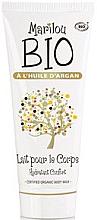 Düfte, Parfümerie und Kosmetik Organische feuchtigkeitsspendende Körpermilch mit Arganöl - Marilou Bio A l'Huile d'Argan