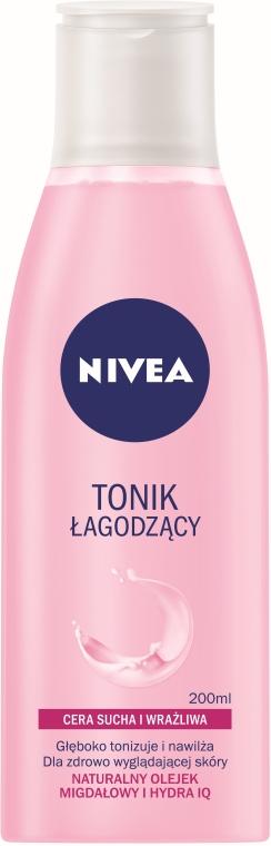 Pflegendes Gesichtswasser für trockene und sensible Haut - Nivea Aqua Effect — Bild N1